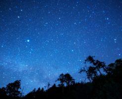 夜空に輝く星があるから天文学は成り立つのです。