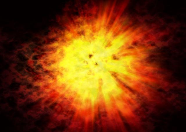 熱力学から爆発へ