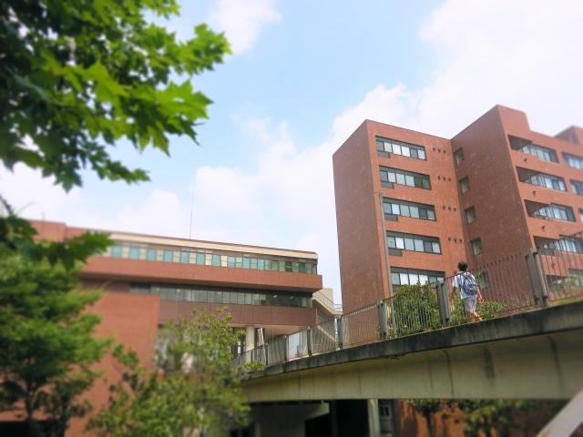 憧れの大学院