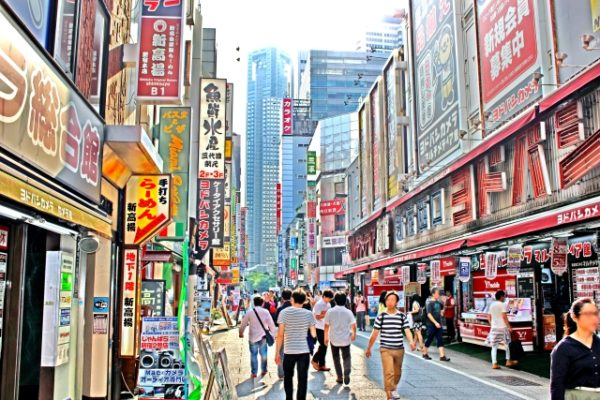 新宿西口 どこで買えばいいの?